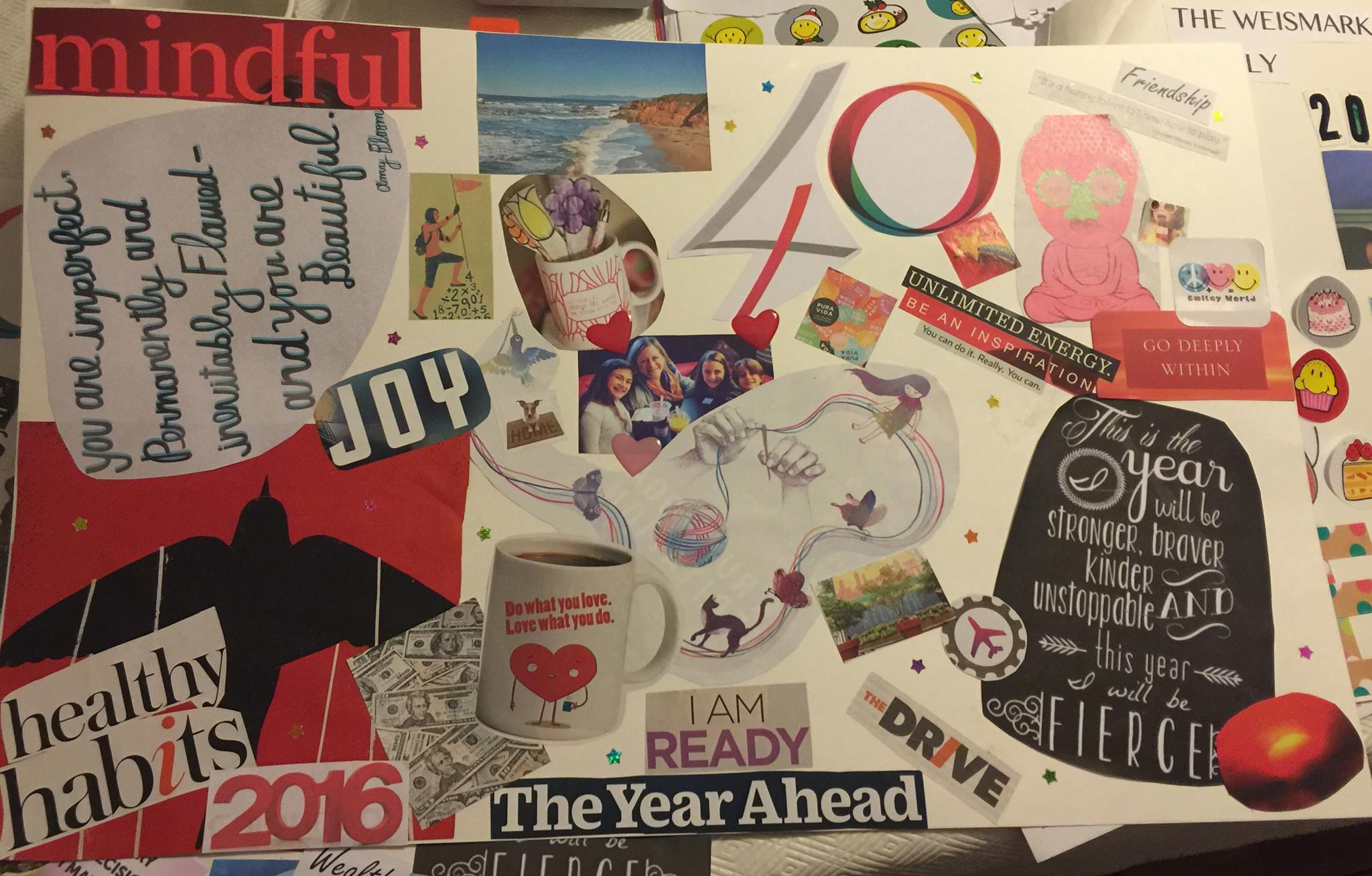 vision board example 2