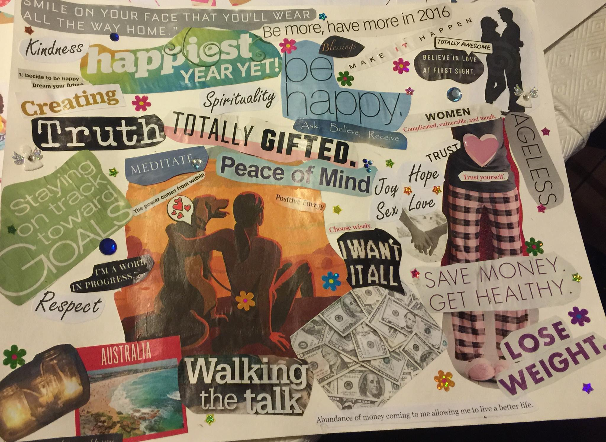 vision board example 1
