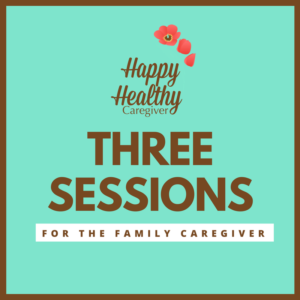 3 Caregiving Consulting sessions