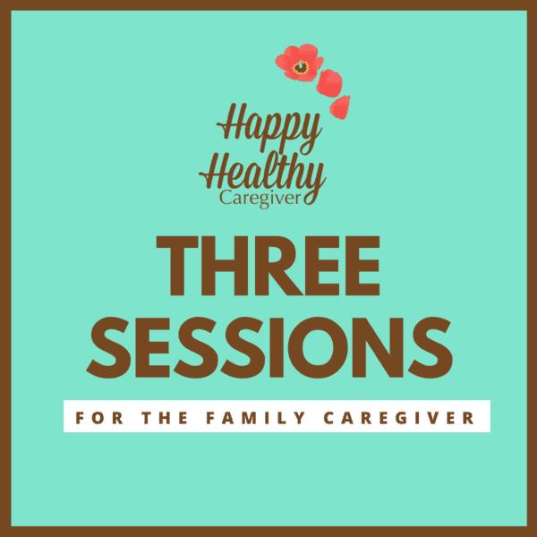 3 Caregiving Consulting sessions