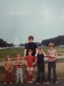 Washington D.C. family vaacation