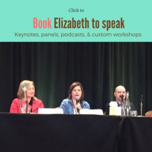 Book Elizabeth to Speak at your caregiving event