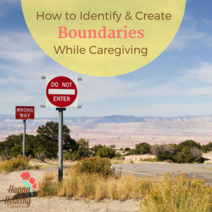 Caregiving Boundaries