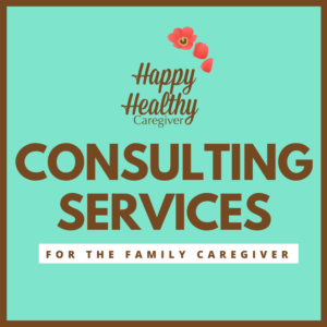 Caregiver Consulting Services