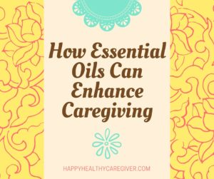 essential oils blog title