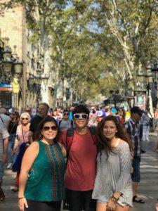 Ramblas Barcelona