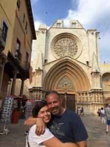 Tarragona Old City Cathedral