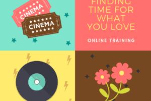 Finding Time Webinar