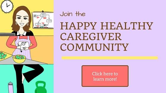 Happy Healthy Caregiver Community