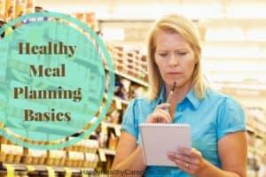 HealthyMealPlanningBasics