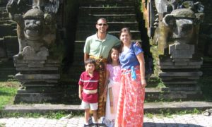 Bali Indonesia family trip