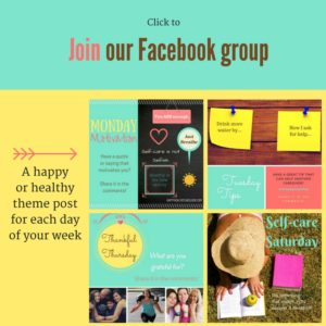Join the Happy Healthy Caregiver Facebook Group