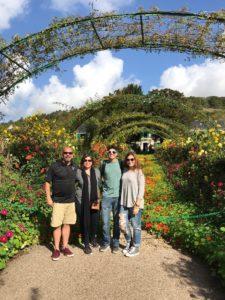 Claude Monet Garden Giverny