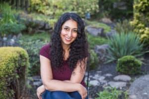 Family caregiver Priya Soni