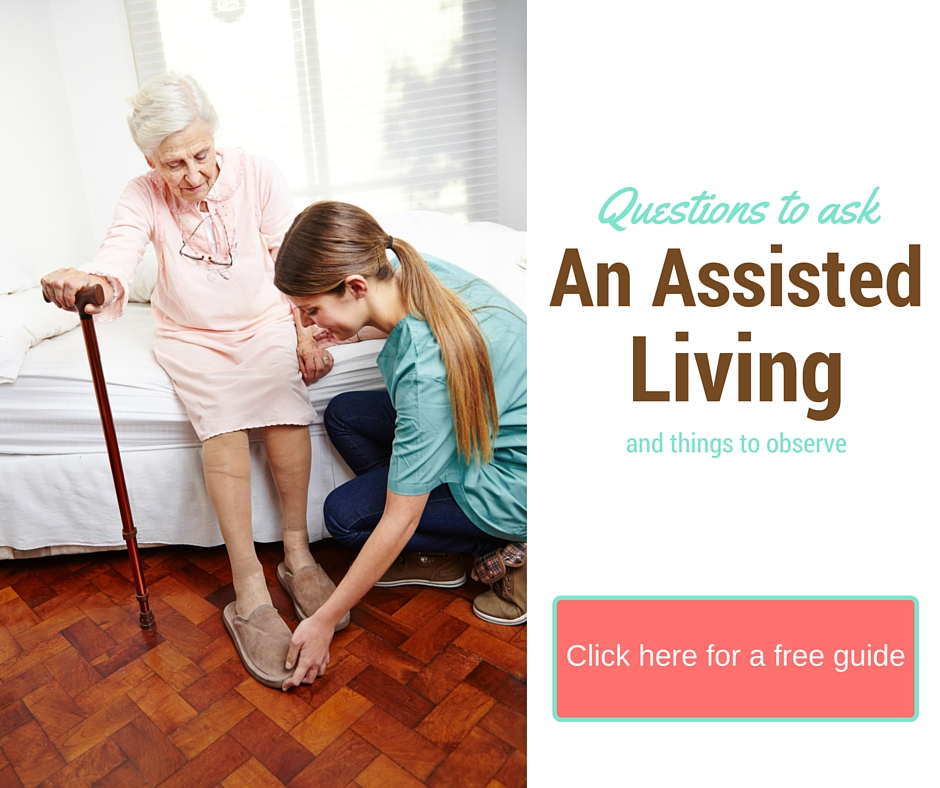 Questions to ask an Assisted Living