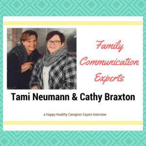 improv Tami Neumann & Cathy Braxton Dementia RAW