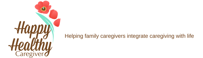 Happy Healthy Caregiver