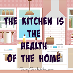 kitchen is the health of the home