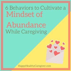 caregiver-mindset